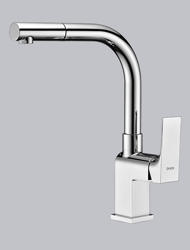 Single Lever Sink Mixer Pull Out Zelos
