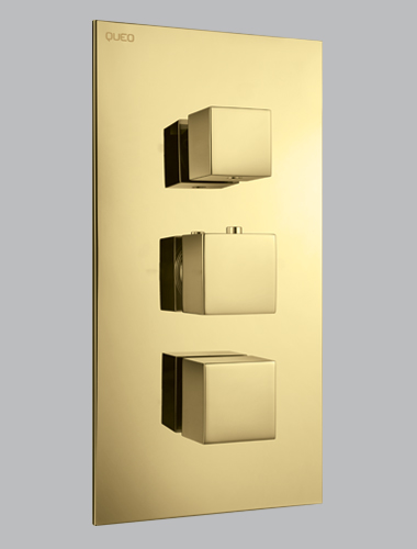 2 Way Thermostatic Diverter  Chryseum