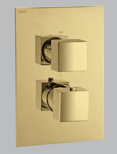 3 Way Thermostatic Diverter Chryseum