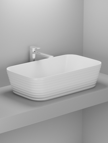 Over The Counter Basin F-Le forme